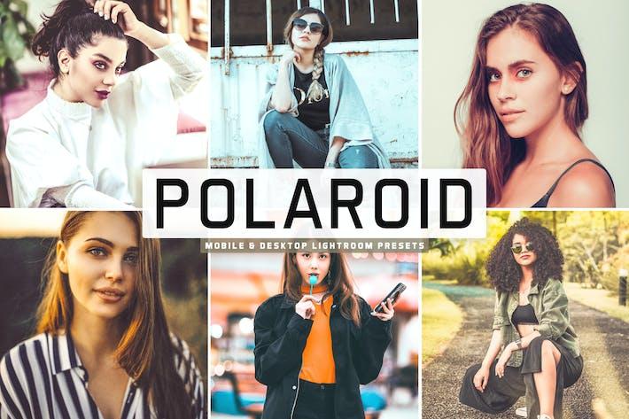 Thumbnail for Polaroid Mobile & Desktop Lightroom Presets