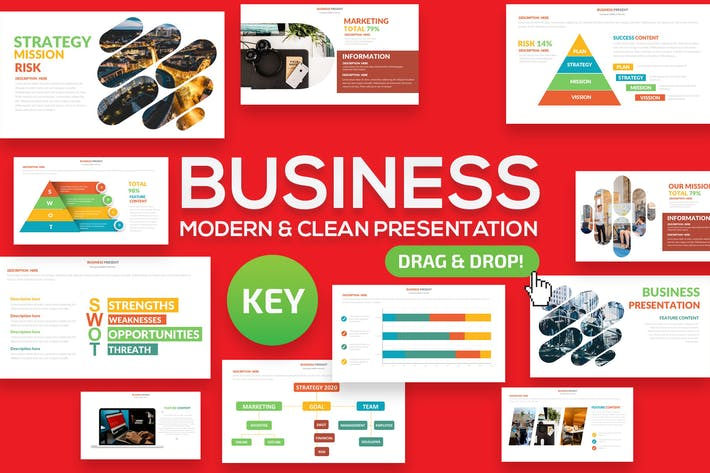 Business Keynote Template