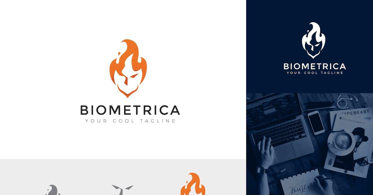 Download Biometrica Corporate Logo Vector Template by naulicrea