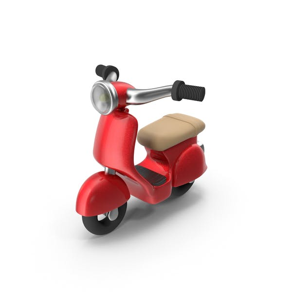 Cover Image for Cartoon Scooter