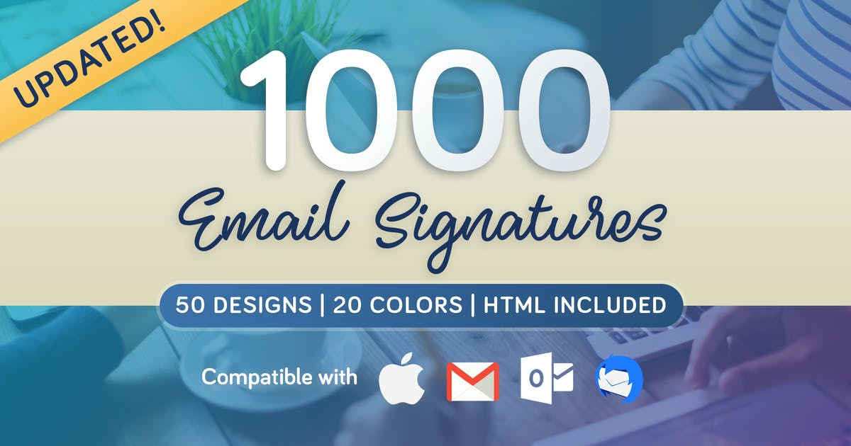 Download Email Signature by Unknow