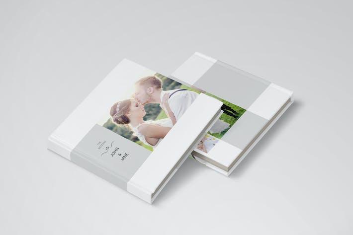 Thumbnail for Wedding Album Template