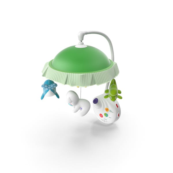 Baby Projector Mobile