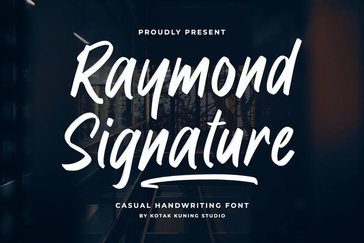 Thumbnail for Fuente Raymond Signature
