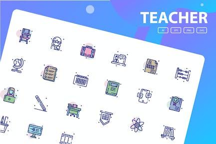 Teacher Icon Pack