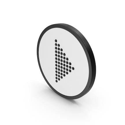 Icon Play Button