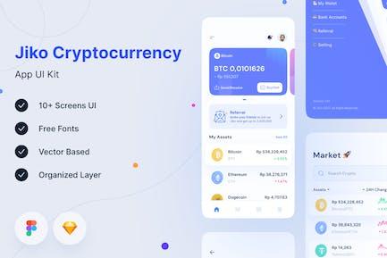 Jiko Cryptocurrency UI Kit