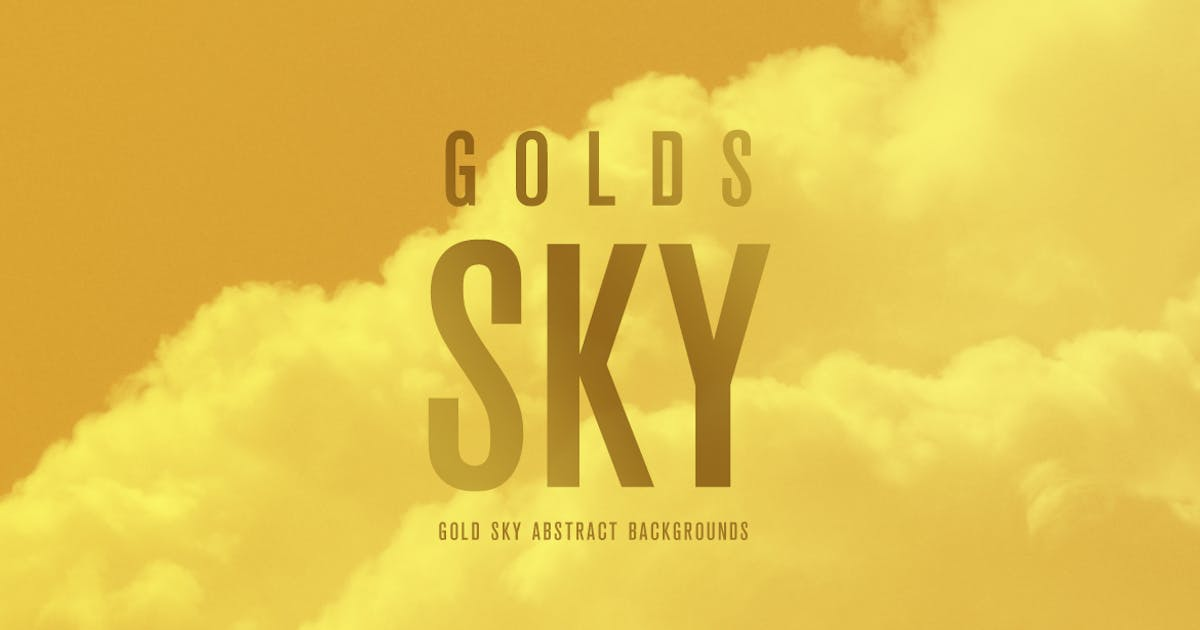 Download Gold SKY Abstract Backgrounds by mamounalbibi