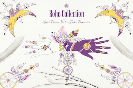 Purple Boho Collection