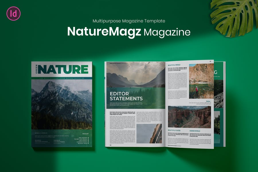 Nature Magz Magazine