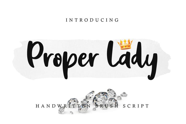 Thumbnail for Proper Lady