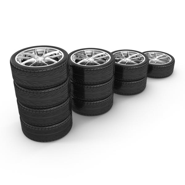 Car Tire Graph