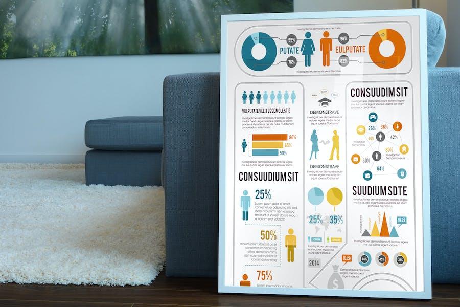 Comprehensive Infographics Template