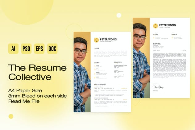 Resume & Cover Template