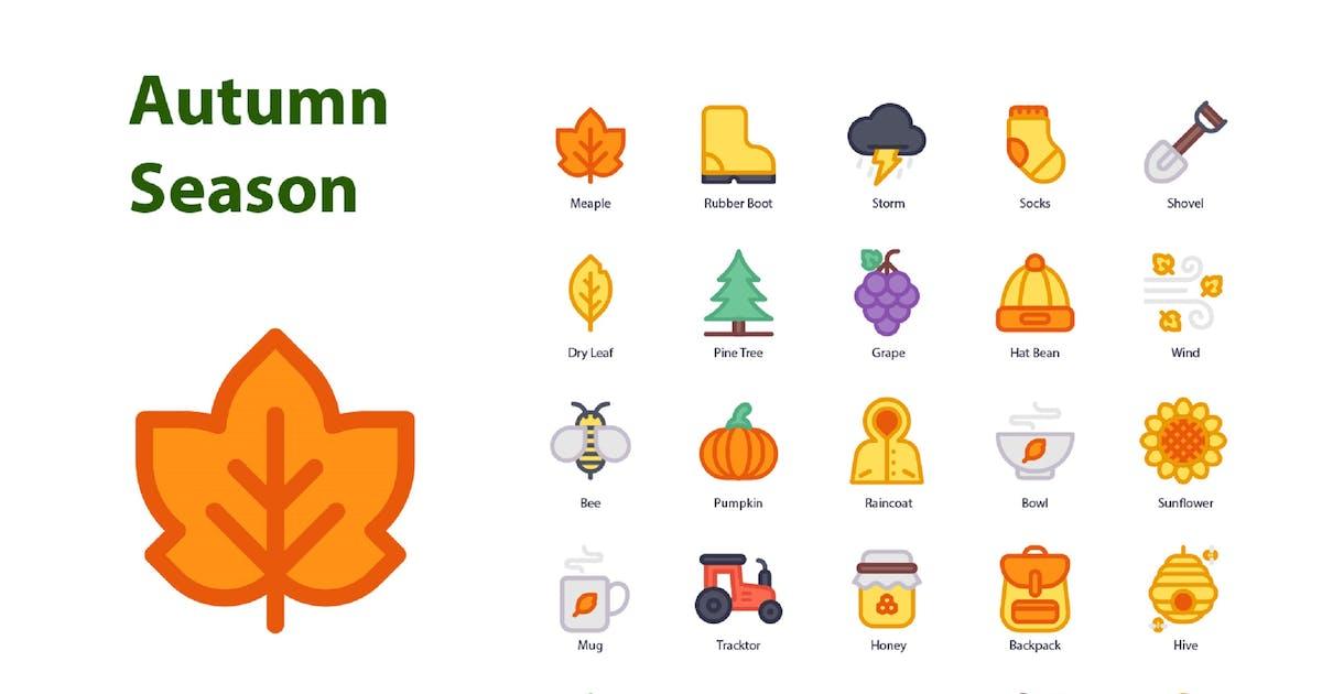 Download Autumn First Season (Filled) by kerismaker