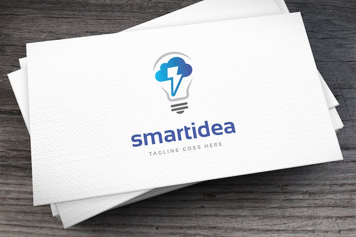 Thumbnail for Smartidea Logo Template