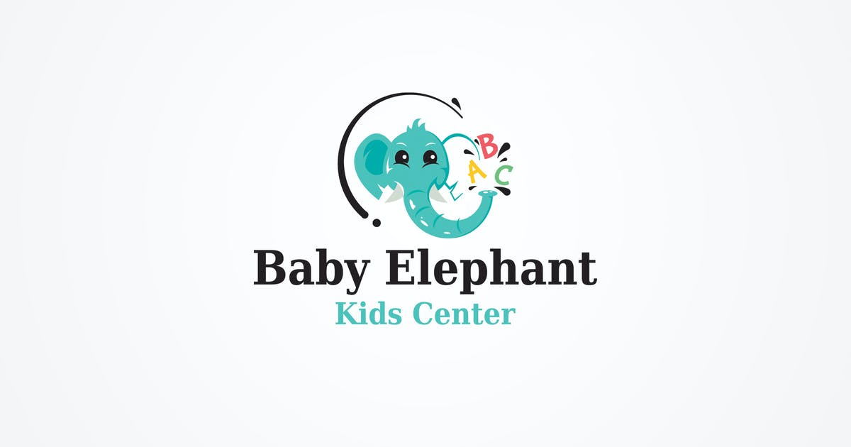 Download Elephant Logo Template by floringheorghe
