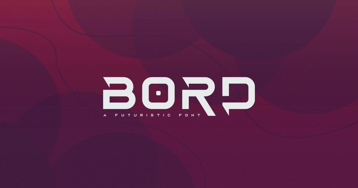 Download Bord by linecreative