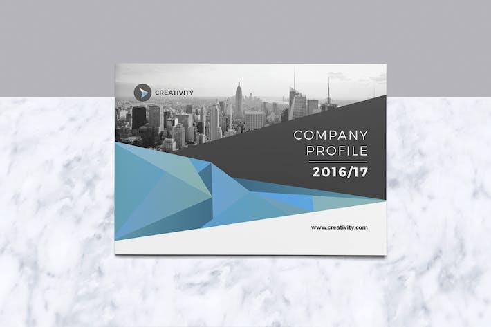 Thumbnail for A5 Company Profile