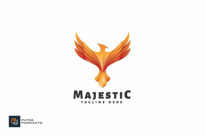Thumbnail for Majestic - Logo Template