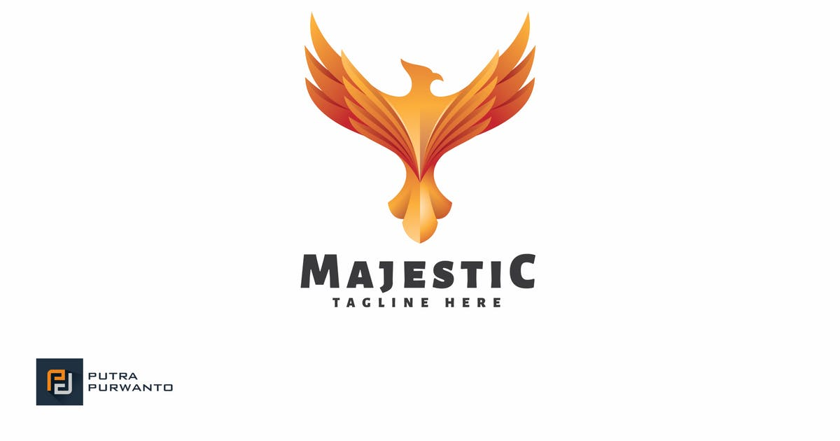 Download Majestic - Logo Template by putra_purwanto