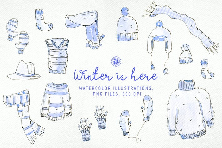 Thumbnail for Winter is here