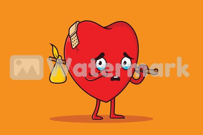 Thumbnail for Broken Heart crying