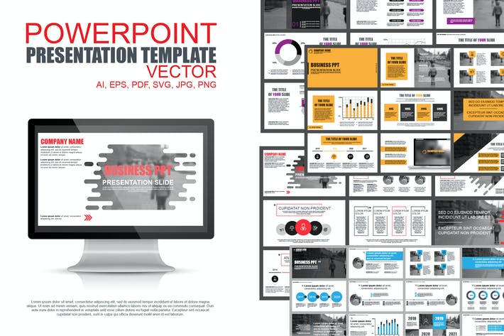 Thumbnail for Powerpoint Templates