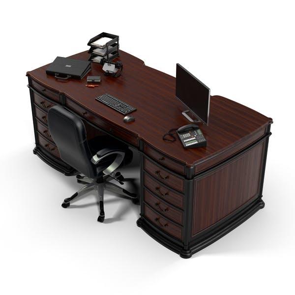 Thumbnail for Executive Desk