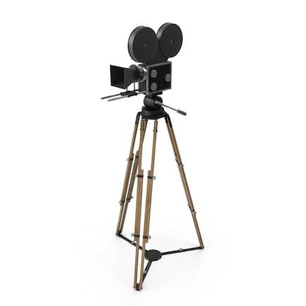 Retro Movie Camera