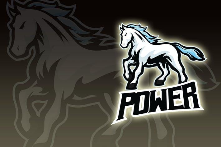 Thumbnail for Horse Power Esport Logo