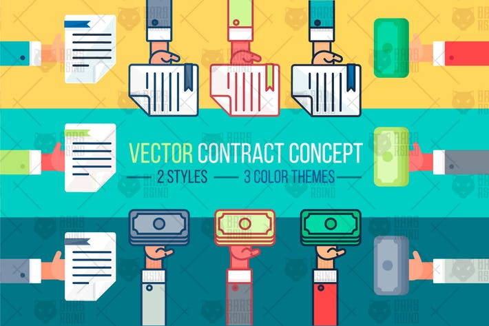 Thumbnail for Contract Concept