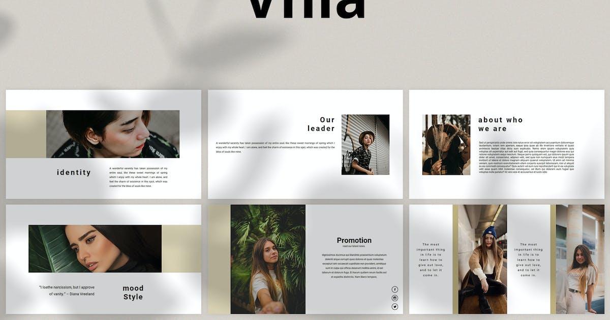 Download Vhia - Keynote by graptailtype