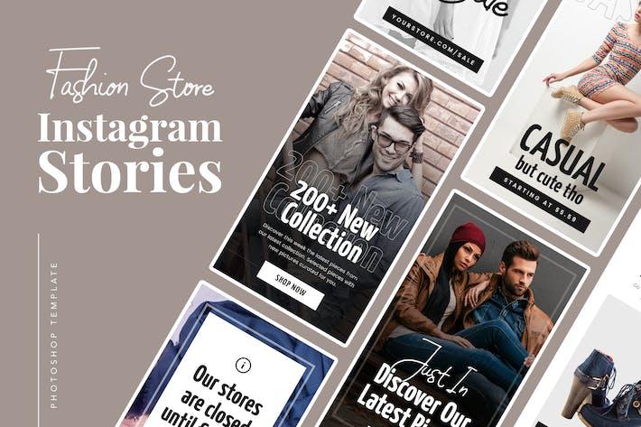 Thumbnail for Fashion Instagram Stories