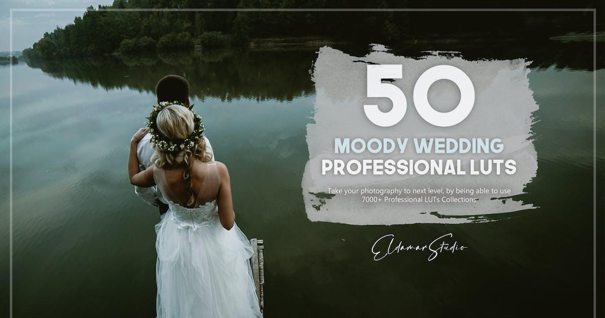 Download 50 Moody Wedding LUTs Pack by Eldamar_Studio