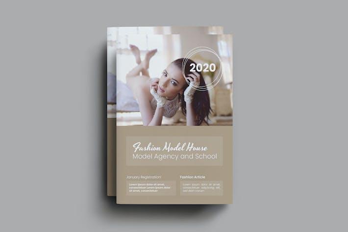 Thumbnail for Broschüre zum Modellhaus