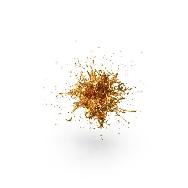 Gold Splash
