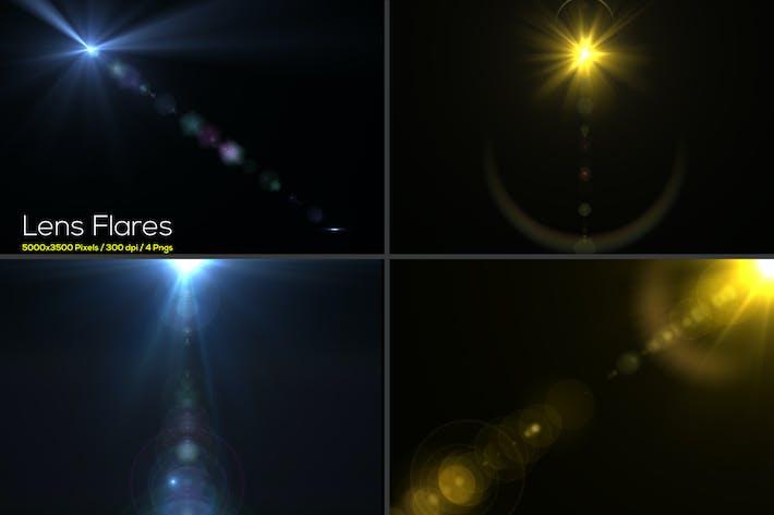 Thumbnail for Flares de lente V2
