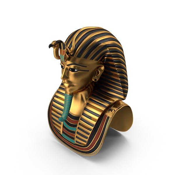 Маска для захоронения короля Тута
