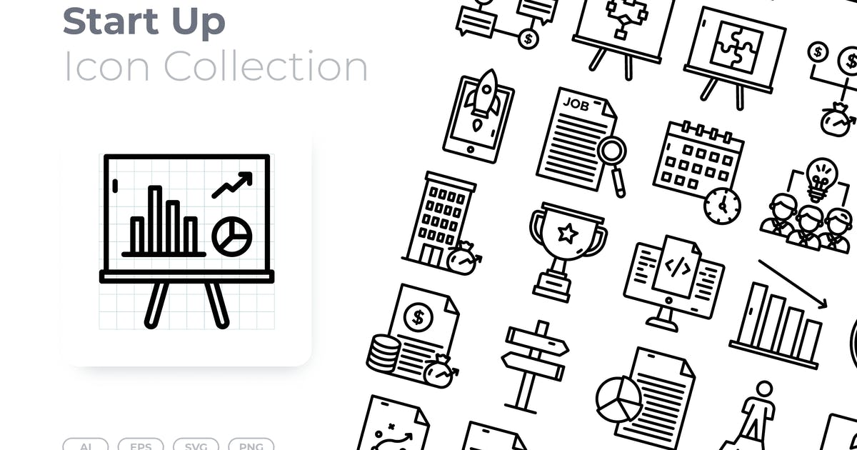 Download Start Up Outline Icon by GoodWare_Std
