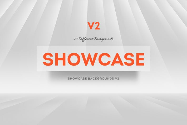 Thumbnail for Showcase Backgrounds V2
