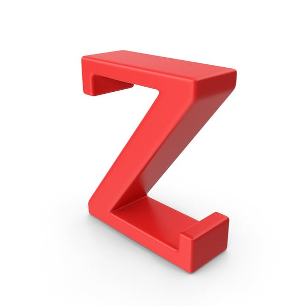 Red Small Letter Z