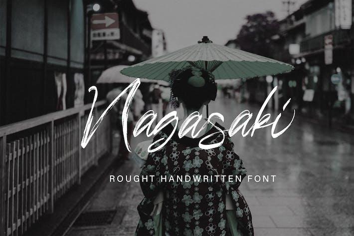 Thumbnail for Fuente de pincel Nagasaki