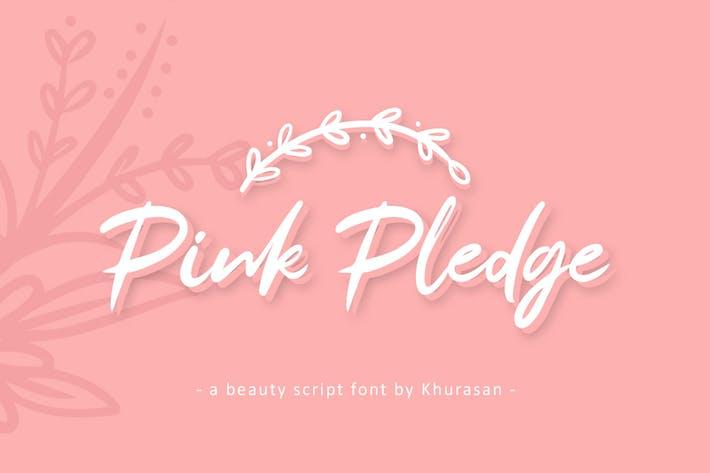 Pink Pledge