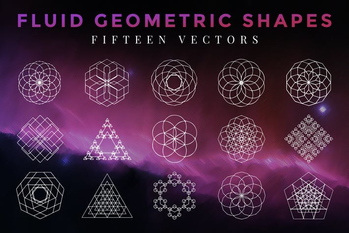 Thumbnail for Fluid Geometric Shapes