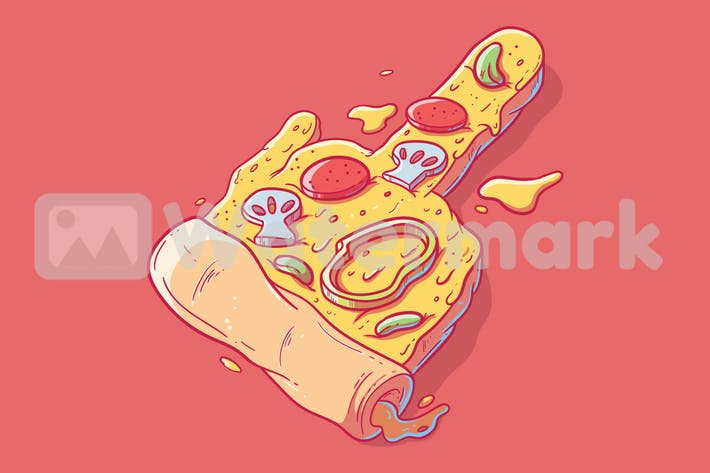 Thumbnail for Middle Finger Pizza