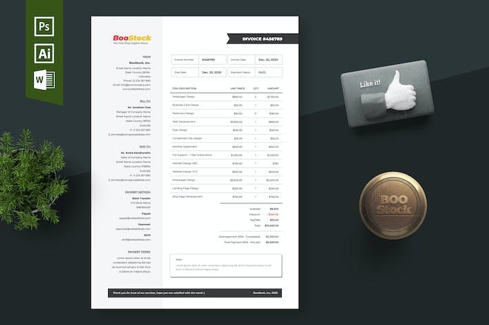 Invoice Template 06