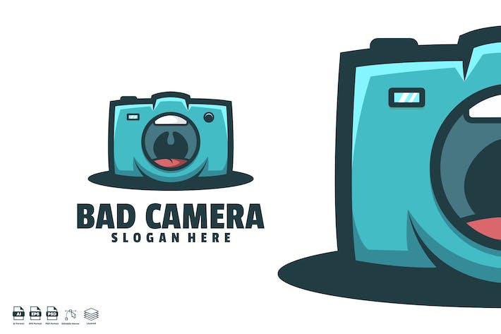 Thumbnail for schlechte Kamera-Logovorlage