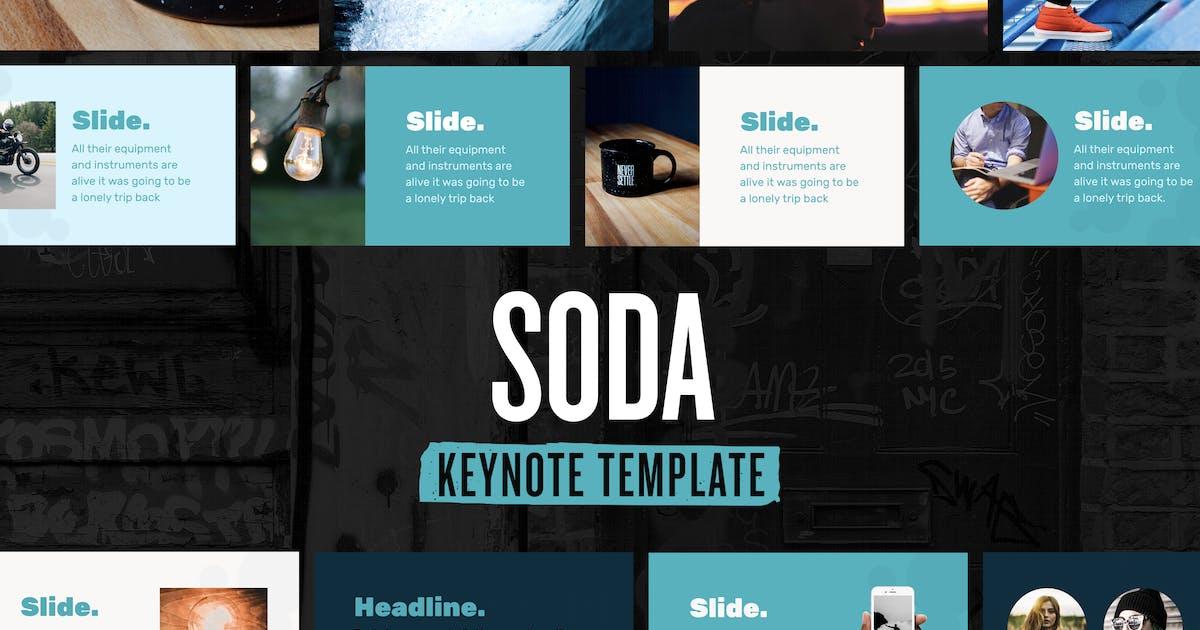 Download Soda — Keynote Presentation Template by Unknow