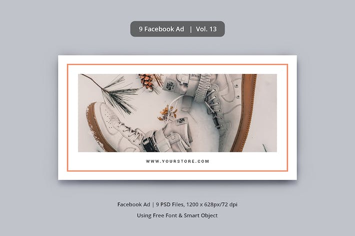 Thumbnail for Facebook Ad Vol. 13